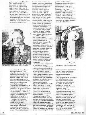 Revista Leia 1989 - Parte 2